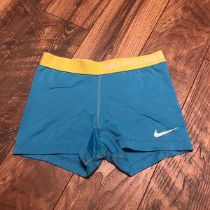 Nike Pro Combat Spandex Shorts